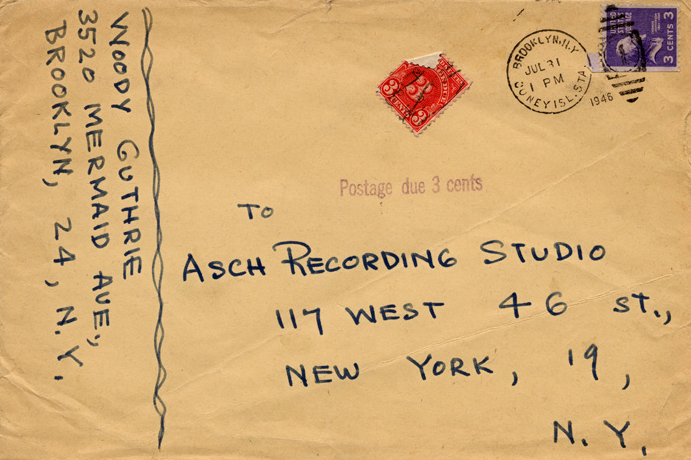 envelope to Asch