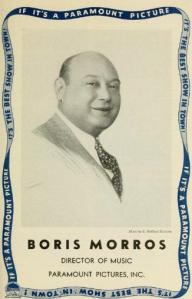 Boris Morros